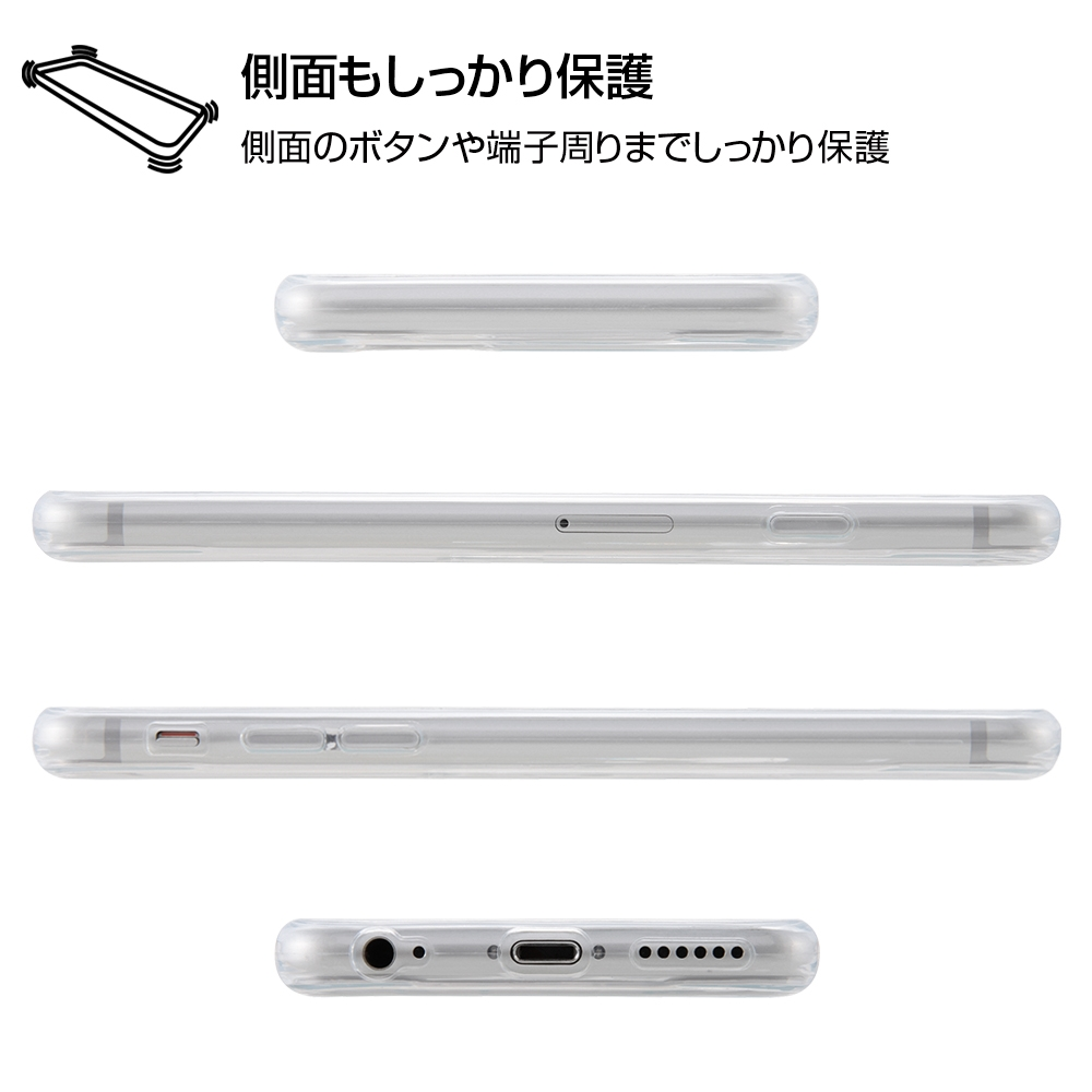 iPhone 6s / 6 /『ディズニーキャラクター』/TPUケース+背面パネル/『ヴィランズ』_04【受注生産】
