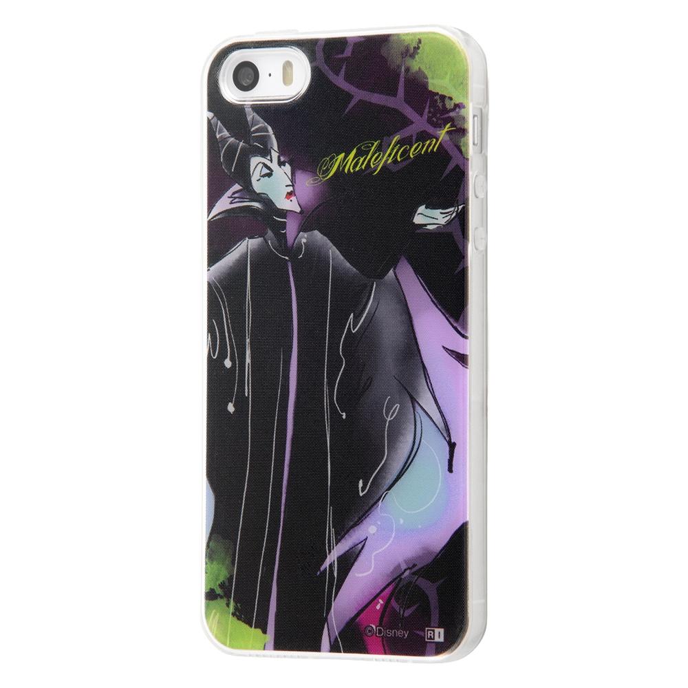 iPhone SE / 5s / 5 /『ディズニーキャラクター』/TPUケース+背面パネル/『ヴィランズ』_05【受注生産】