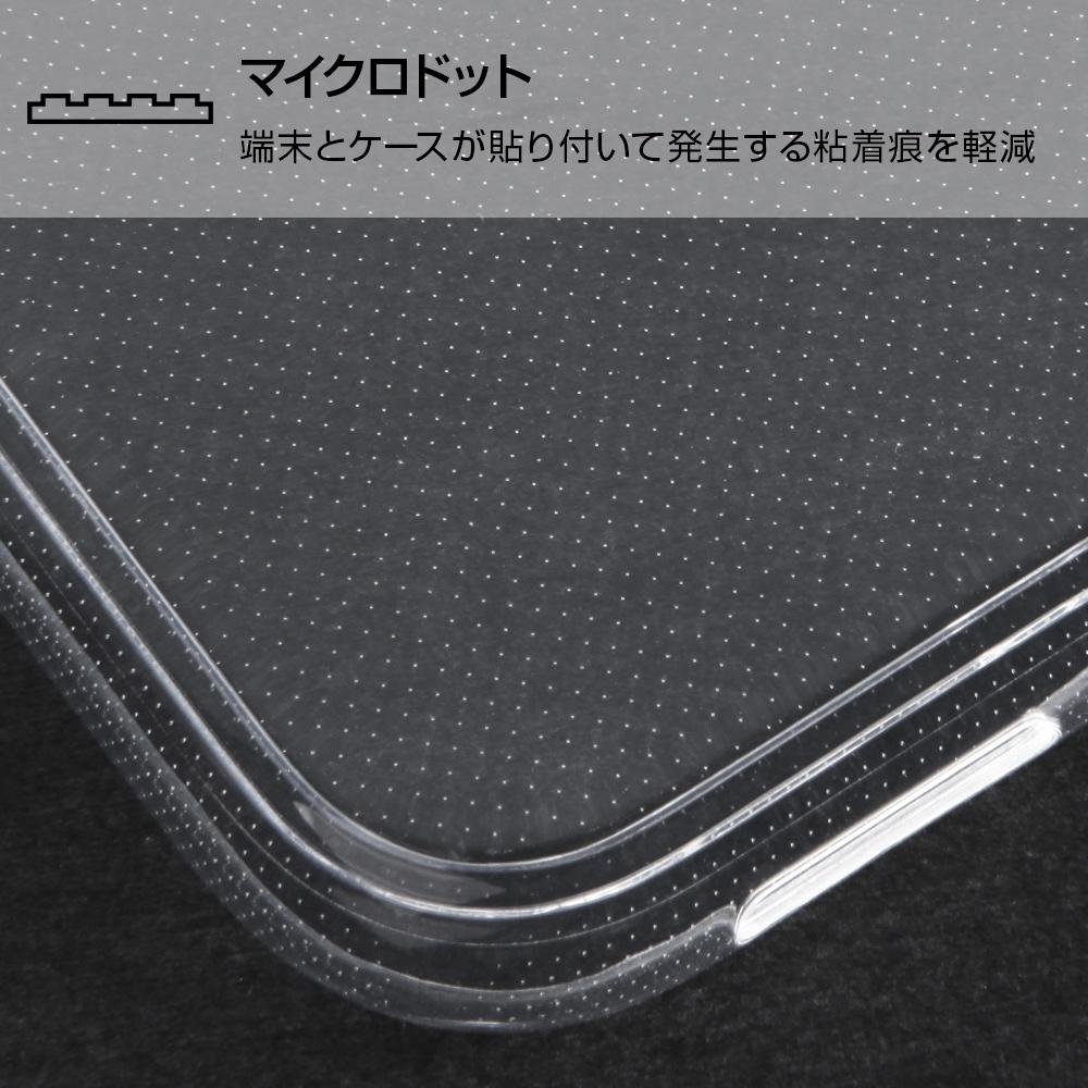 iPhone XR /『ディズニーキャラクター』/TPUケース+背面パネル/『ダンボ/総柄』_01【受注生産】