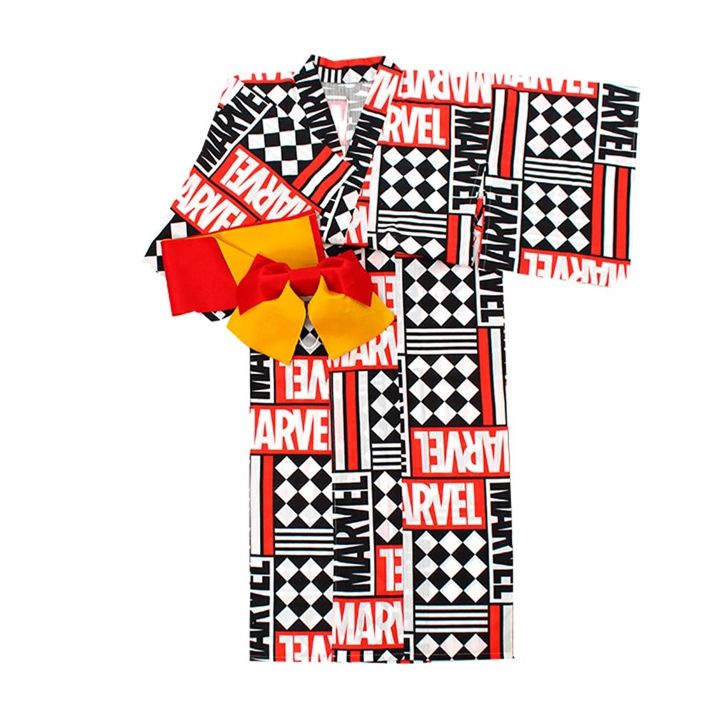 MARVEL(マーベル)MARVELロゴ 浴衣
