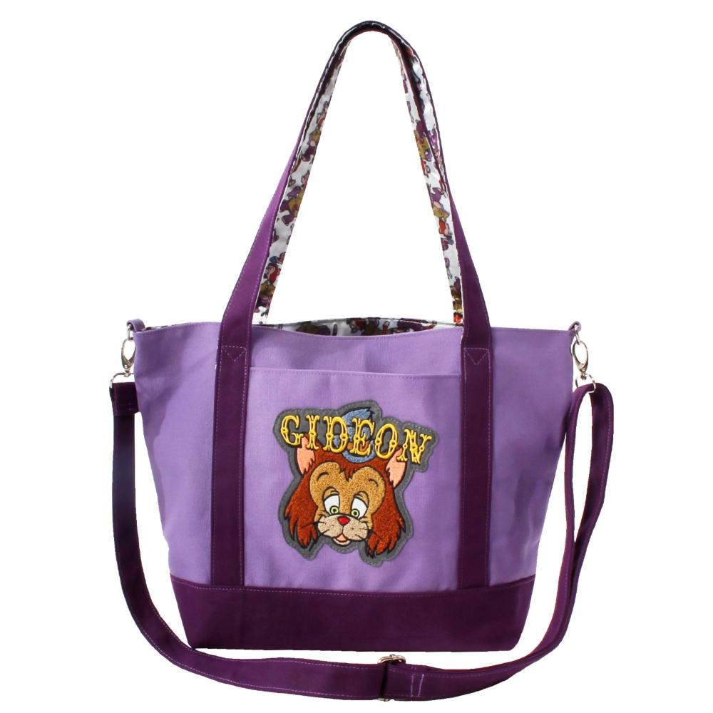 ピノキオ/ギデオン/リバーシブル2wayトートバッグ
