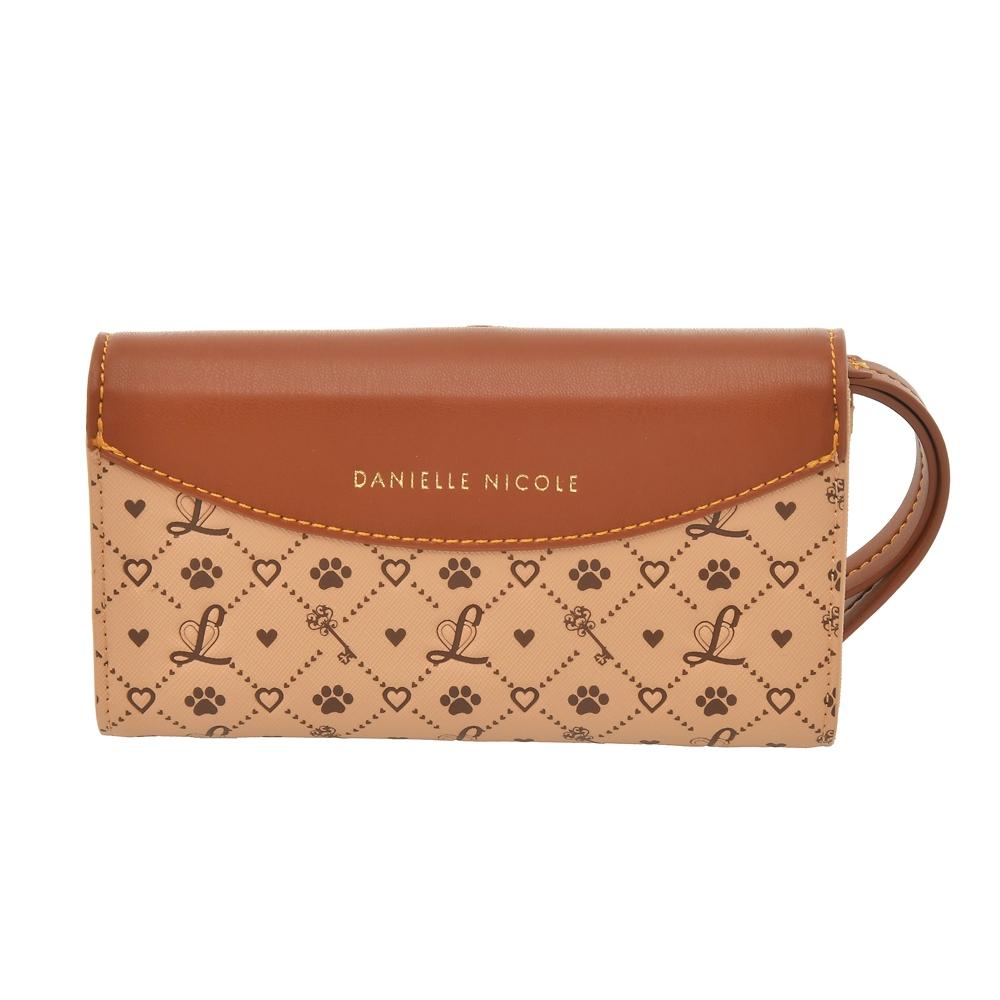 【送料無料】【Danielle Nicole】レディ 財布・ウォレット キルティング風