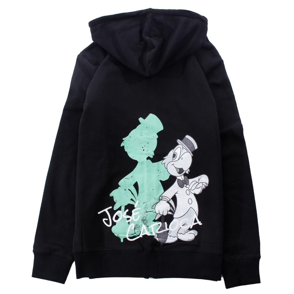 三人の騎士/ホセ・キャリオカ/ZIPパーカー