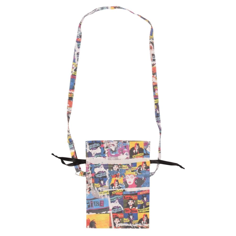 ディズニーヴィランズ/総柄巾着(82comb)