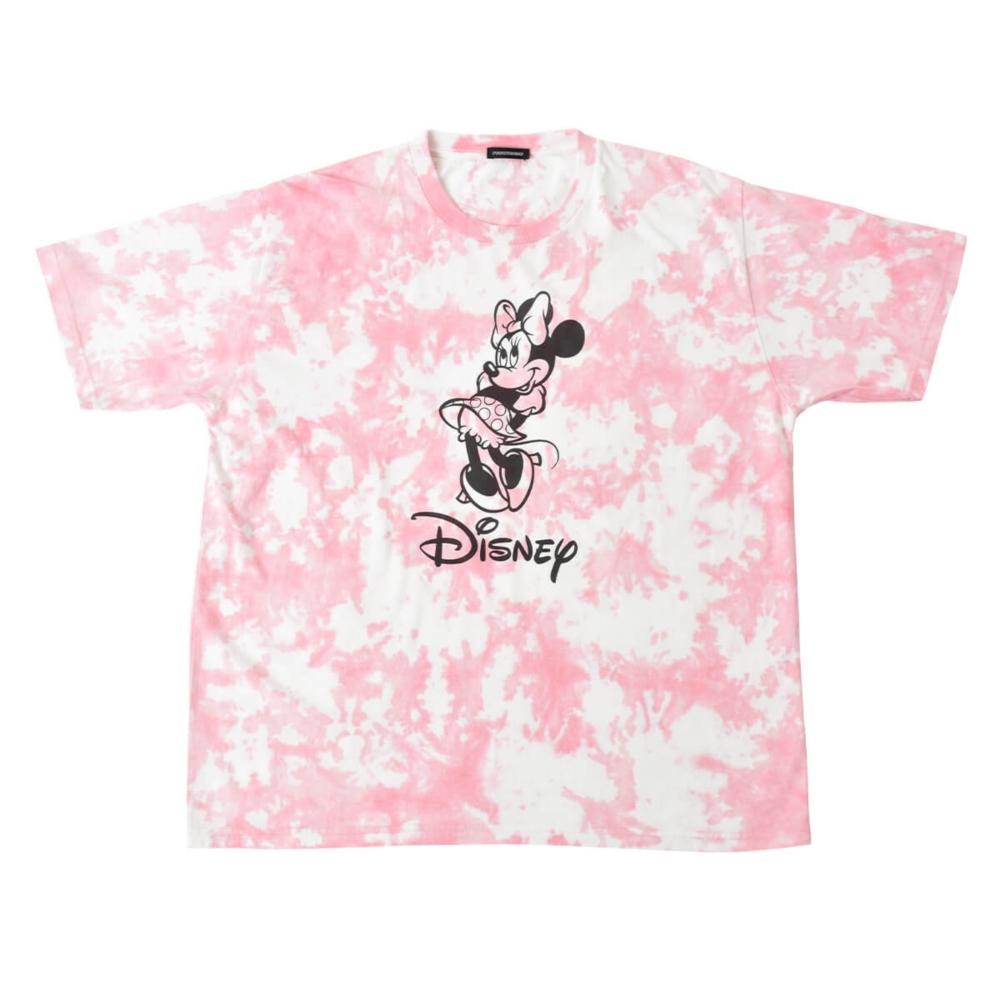 ミニーマウス/タイダイTシャツ(PONEYCOMB TOKYO)