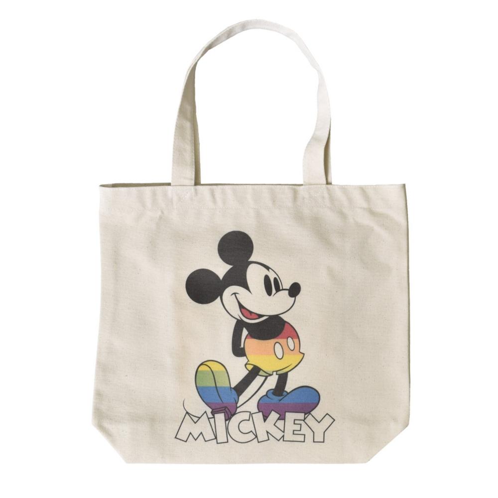 【受注/8月中旬よりお届け】ミッキーマウス/トートバッグ(PONEYCOMB TOKYO)