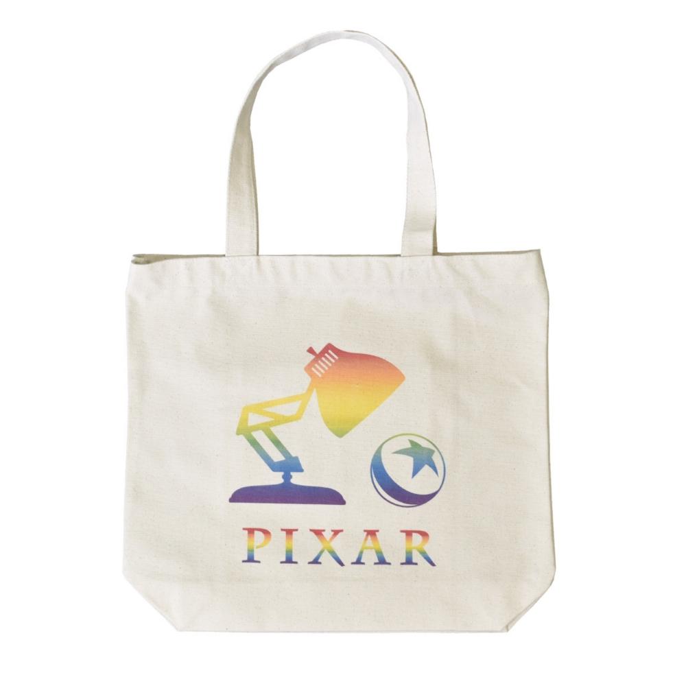 【受注/8月中旬よりお届け】Pixar/ルクソーJr. /トートバッグ(PONEYCOMB TOKYO)