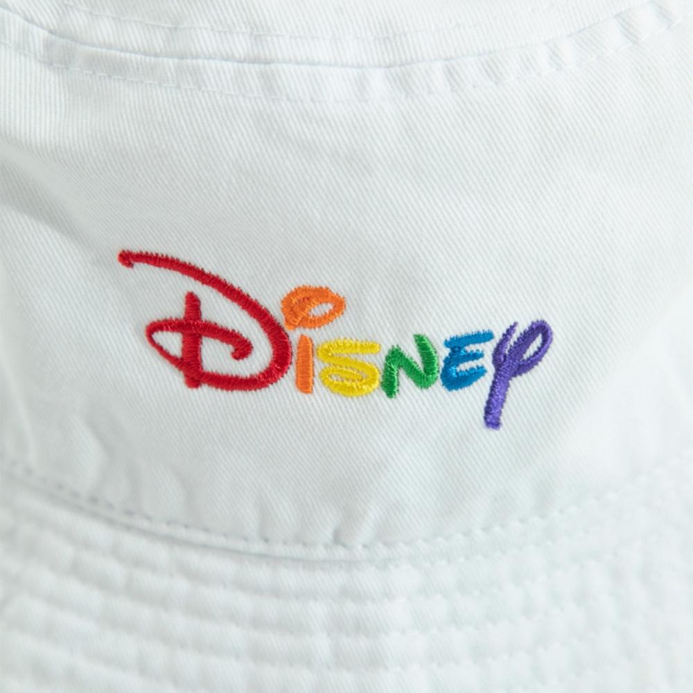 ディズニー/ロゴバケットハット