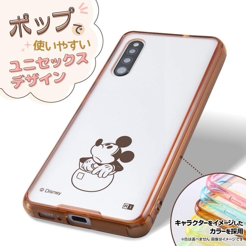 Galaxy A41 『ディズニーキャラクター』/ハイブリッドケース Charaful/プー