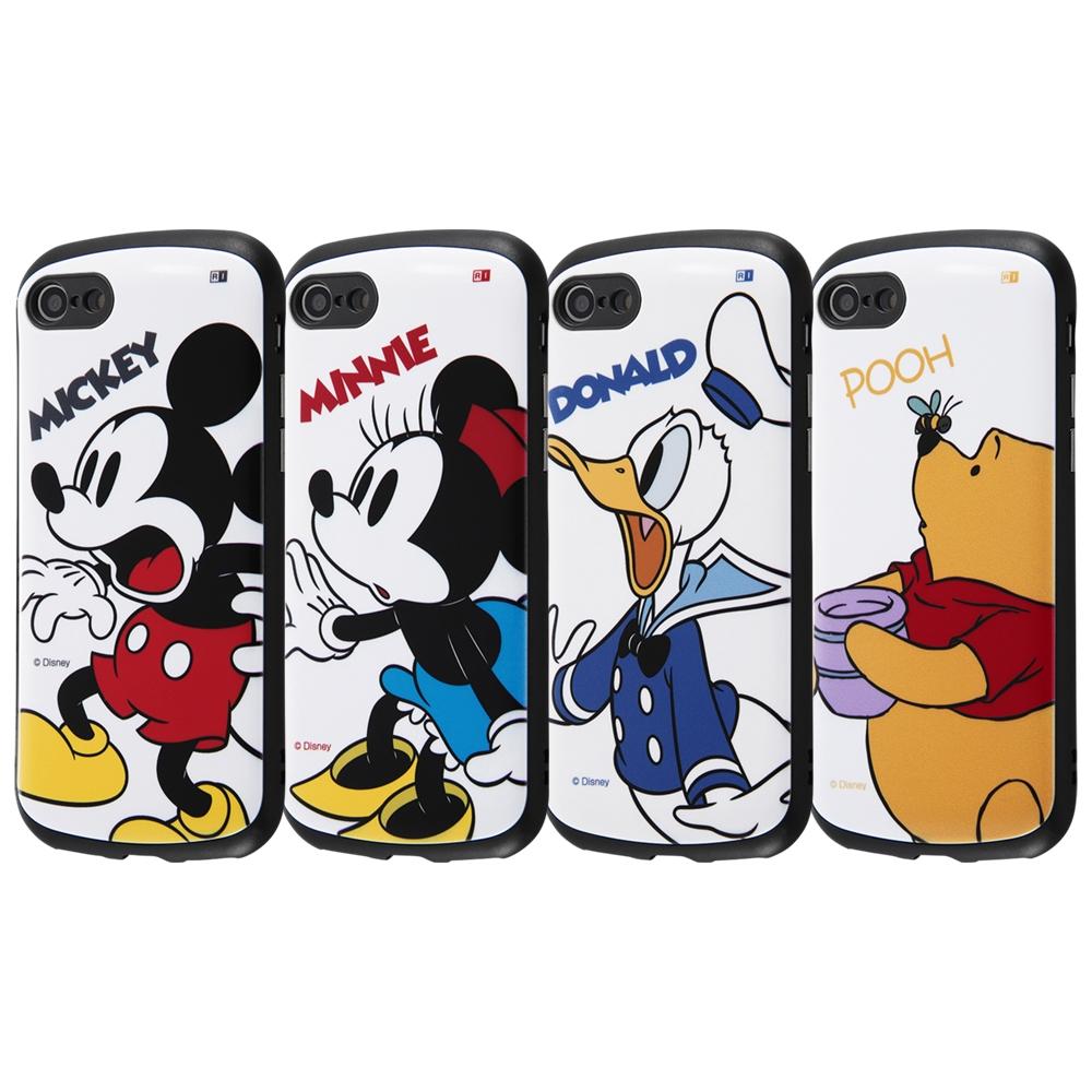 iPhone SE(第2世代)/8/7 『ディズニーキャラクター』/耐衝撃ケース ProCa/『ミッキーマウス』