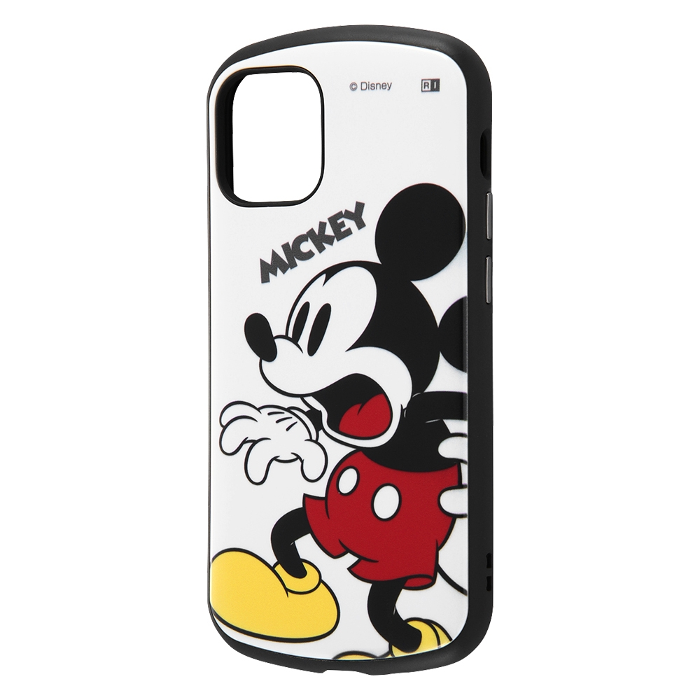 iPhone 12 mini 『ディズニーキャラクター』/耐衝撃ケース ProCa/『ミッキーマウス』