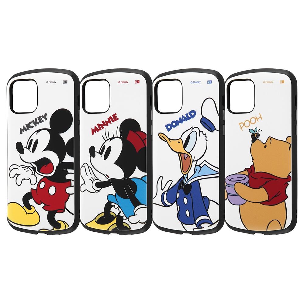 iPhone 12 / 12 Pro 『ディズニーキャラクター』/耐衝撃ケース ProCa/『ミニーマウス』