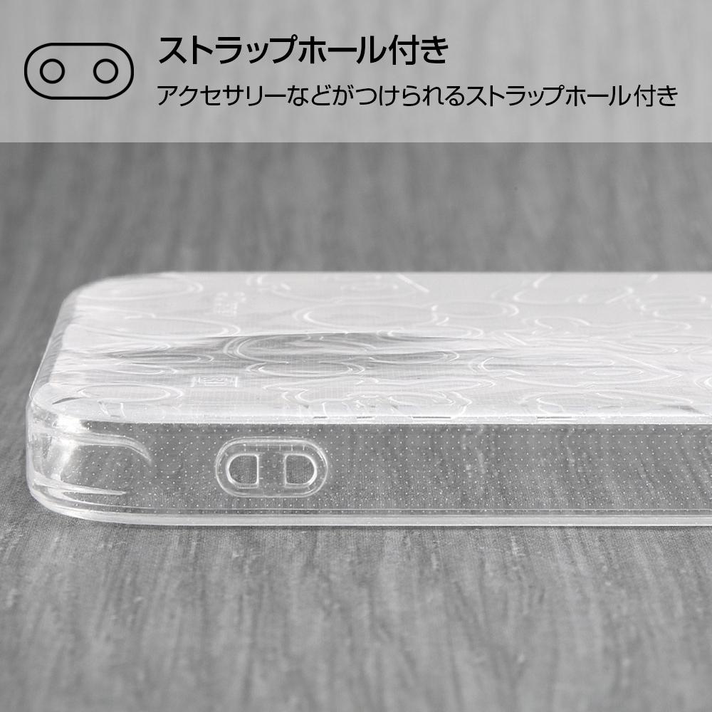 iPhone 12 Pro Max 『ディズニーキャラクター』/TPUソフトケース キラキラ/『ミッキーマウス』