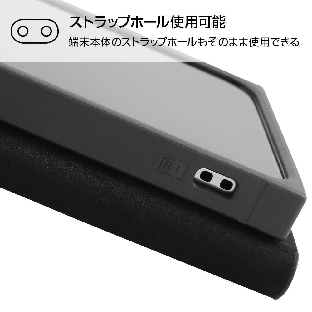 Galaxy A21/A20 『ディズニーキャラクター』/耐衝撃 手帳型レザーケース サイドマグネット/『ミニーマウス』