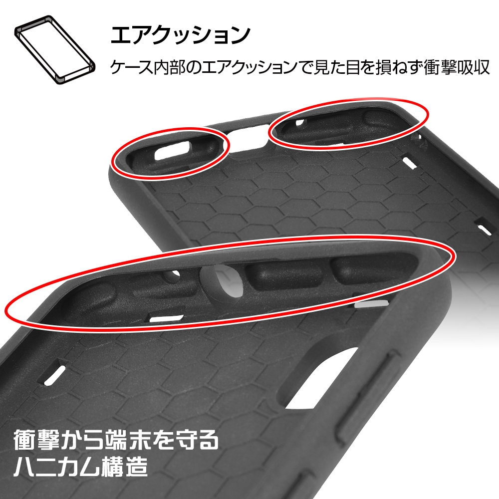 Galaxy A21/Galaxy A20 『ディズニーキャラクター』/耐衝撃ケース ProCa/『ミニーマウス』