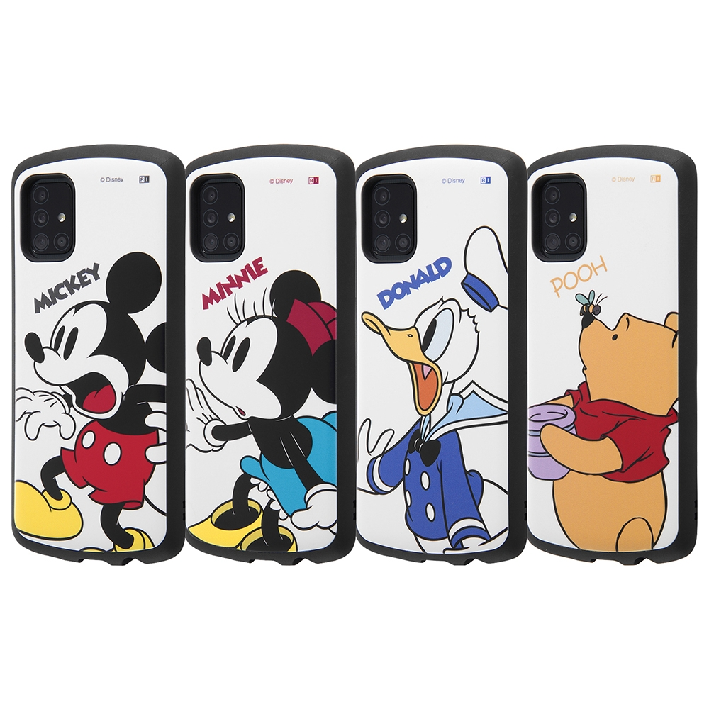 Galaxy A51 5G 『ディズニーキャラクター』/耐衝撃ケース ProCa/『ミニーマウス』