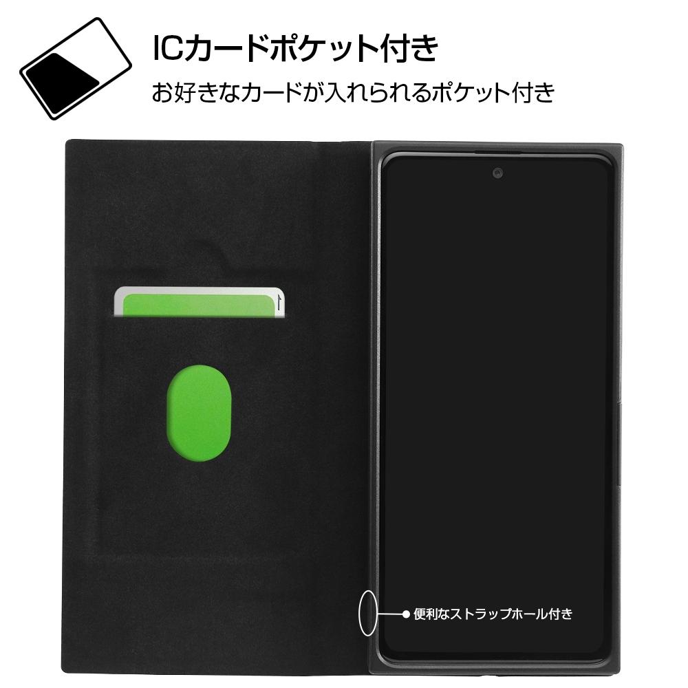 Galaxy A51 5G 『ディズニーキャラクター』/耐衝撃 手帳型レザーケース サイドマグネット/『ドナルドダック』