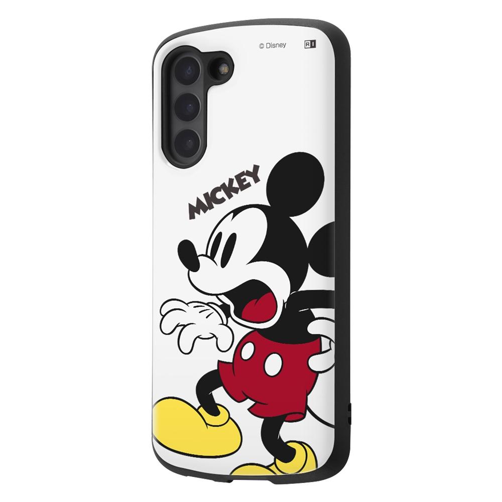 Galaxy S21 5G 『ディズニーキャラクター』/耐衝撃ケース ProCa/『ミッキーマウス』
