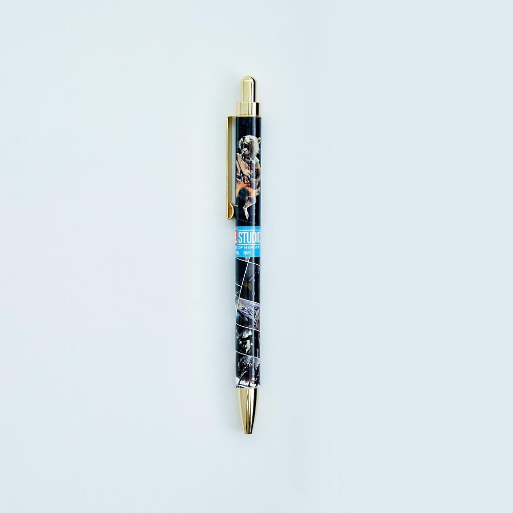 ボールペン(ロケット・ラクーン)