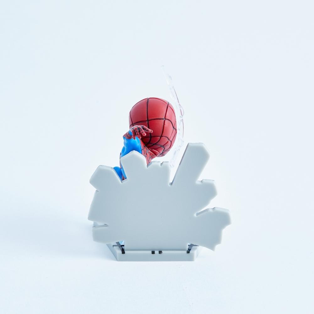 【ビーストキングダム】ミニ・エッグアタック マーベル・コミック スパイダーマン シリーズ1 スパイダーマン?