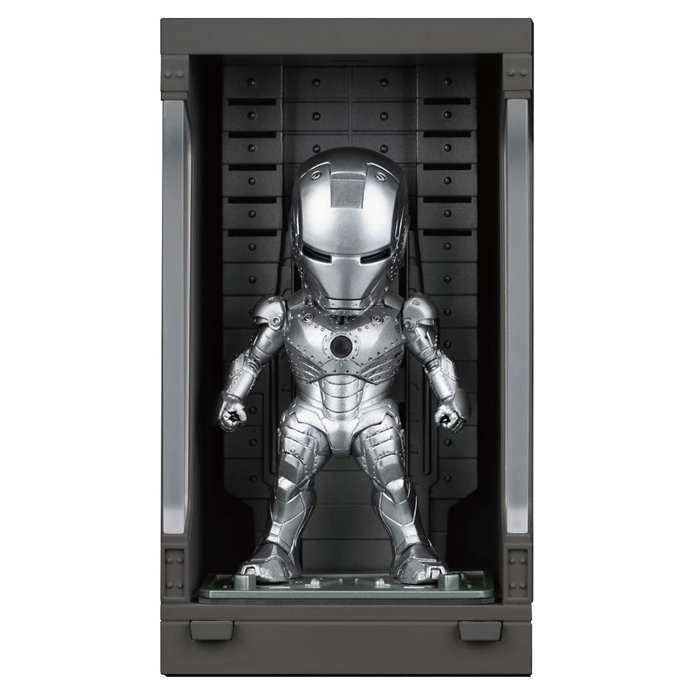 【ビーストキングダム】ミニ・エッグアタック アイアンマン3 シリーズ2 アイアンマン・マークⅡ