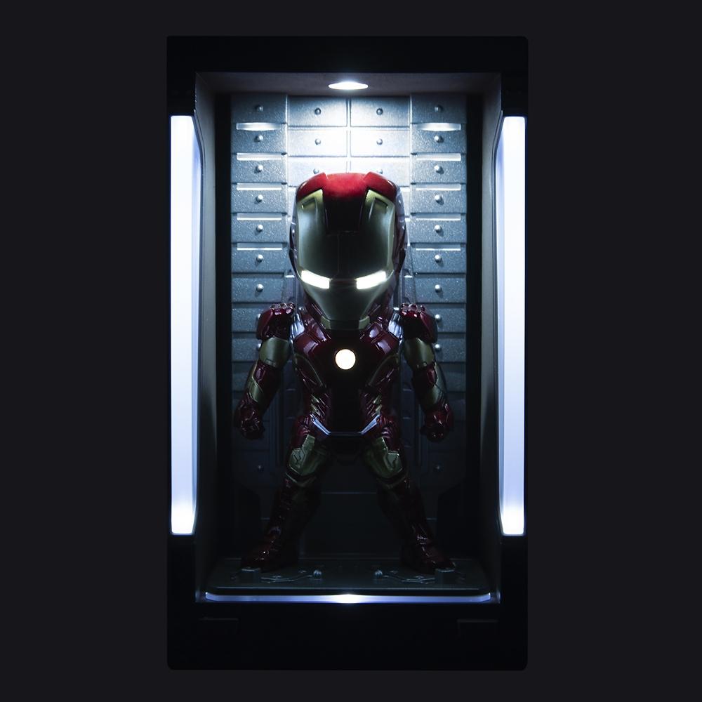 【ビーストキングダム】ミニ・エッグアタック アイアンマン3 シリーズ2 アイアンマン・マーク43