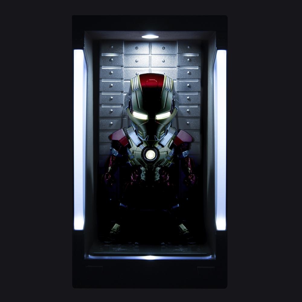 【ビーストキングダム】ミニ・エッグアタック アイアンマン3 シリーズ2 アイアンマン・マーク17 (ハートブレイカー)