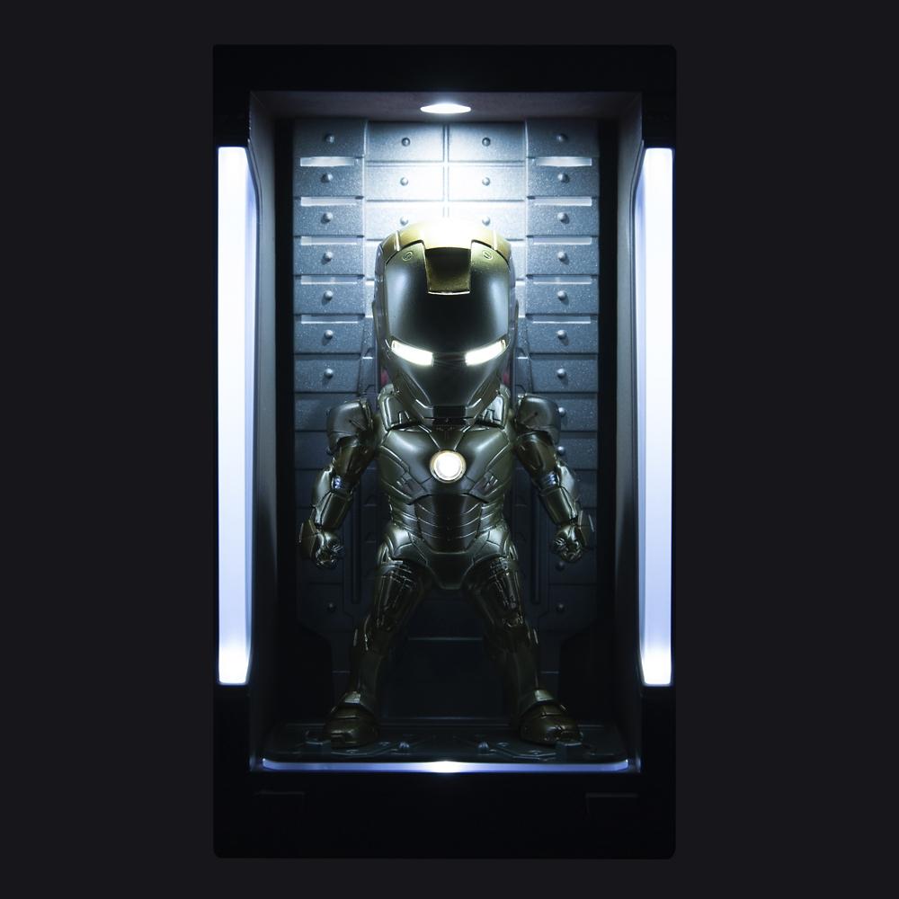 【ビーストキングダム】ミニ・エッグアタック アイアンマン3 シリーズ2 アイアンマン・マーク21 (ミダス)