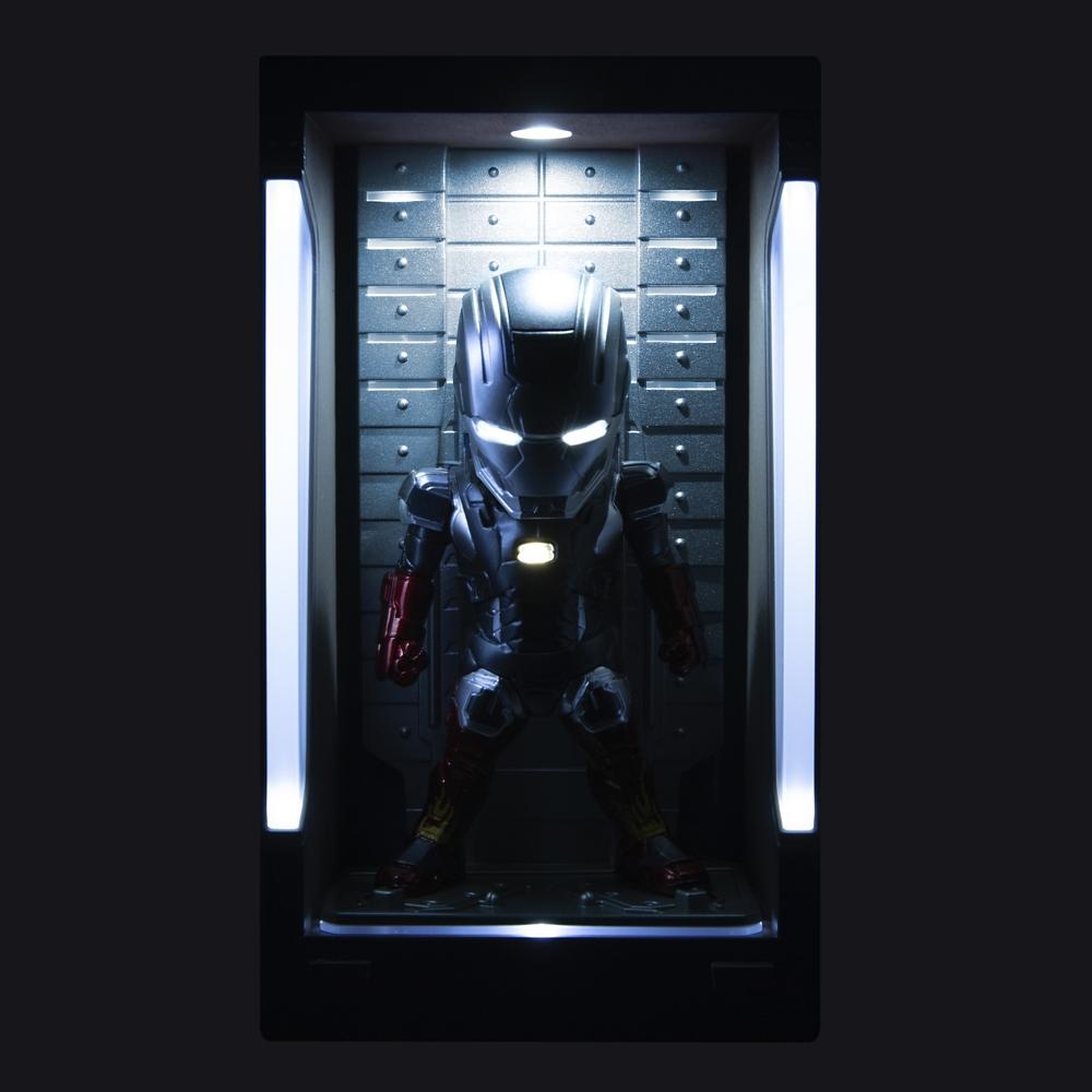 【ビーストキングダム】ミニ・エッグアタック アイアンマン3 シリーズ2 アイアンマン・マーク22 (ホットロッド)