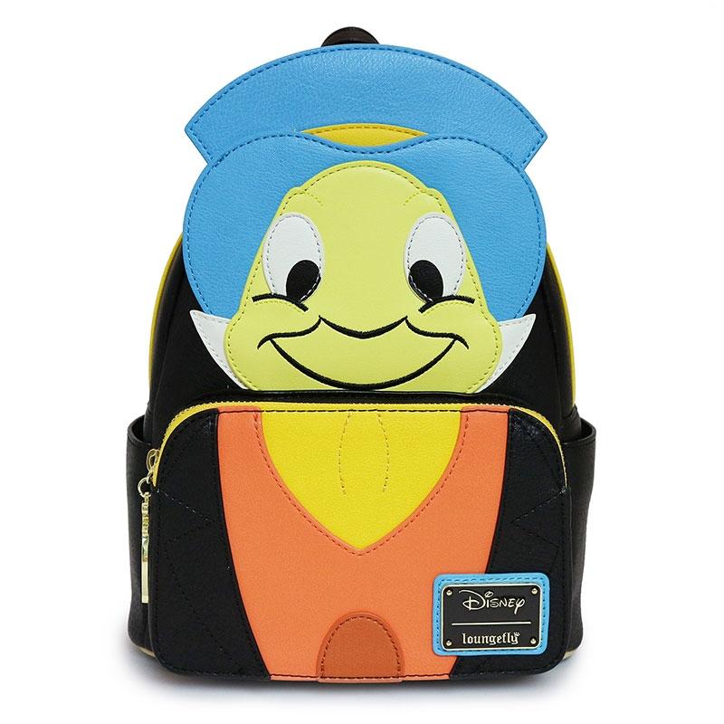 【Loungefly】ジミニー・クリケット ミニリュック ピノキオ