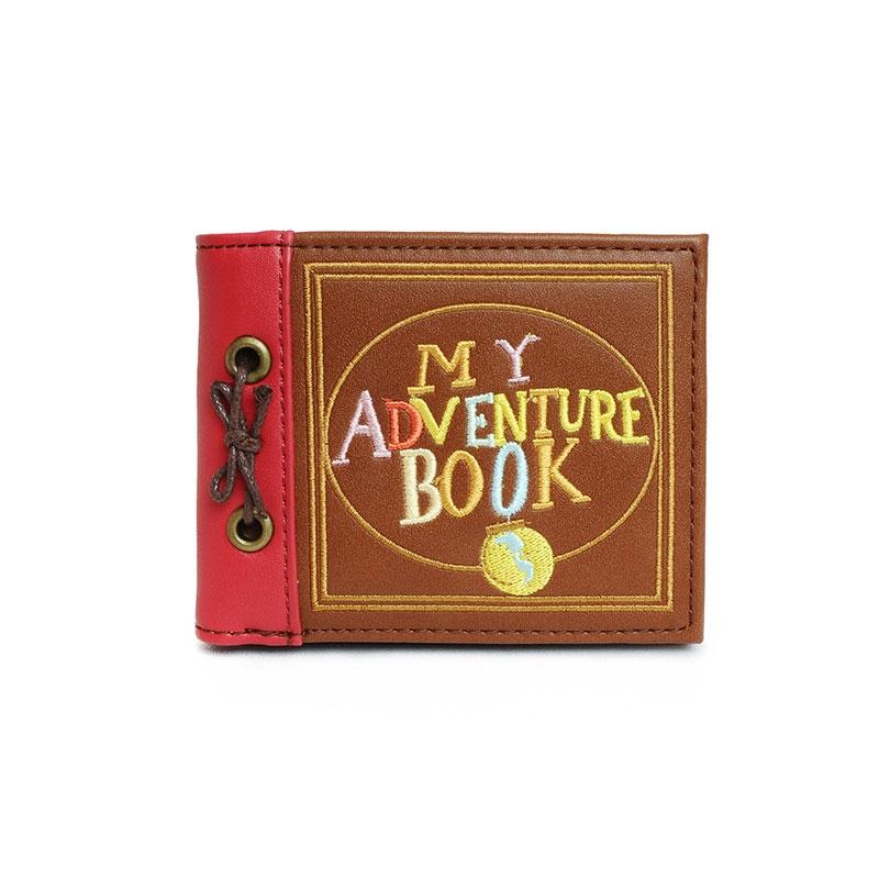 【Loungefly】カールじいさんの空飛ぶ家 財布・ウォレット わたしの冒険ブック