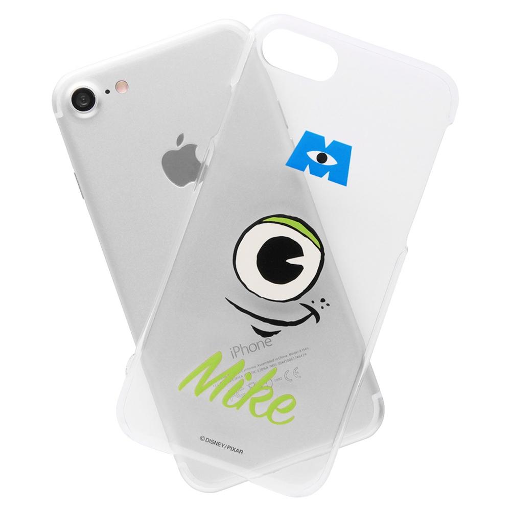 iPhone SE(第2世代)/8/7 ディズニーキャラクター/ハードケース クローズアップ/ジャック