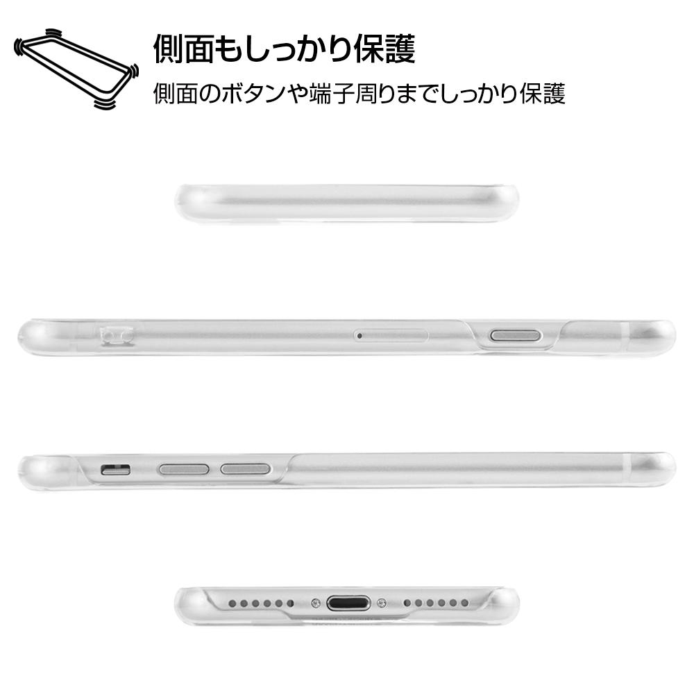 iPhone SE(第2世代)/8/7 ディズニーキャラクター/ハードケース クローズアップ/バズ