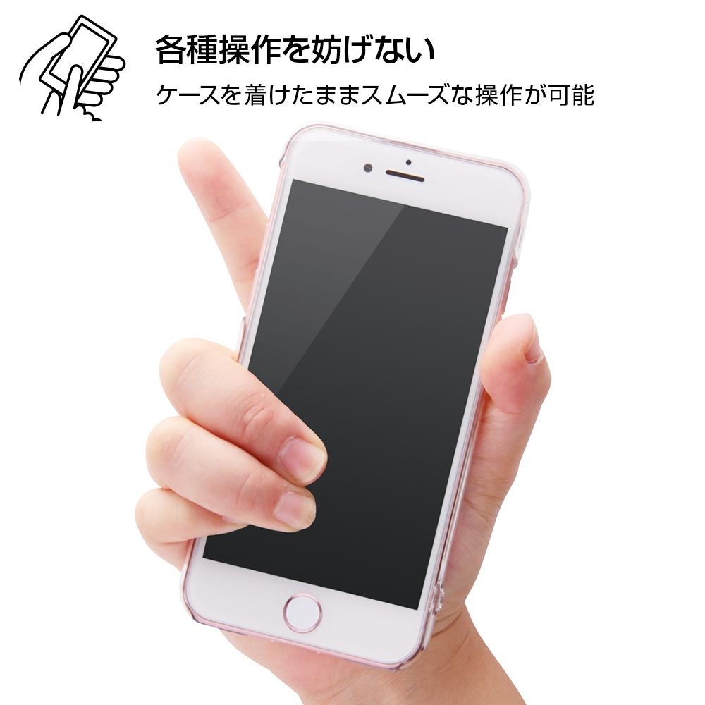 iPhone SE(第2世代)/8/7 ディズニーキャラクター/ハードケース クローズアップ/マイク