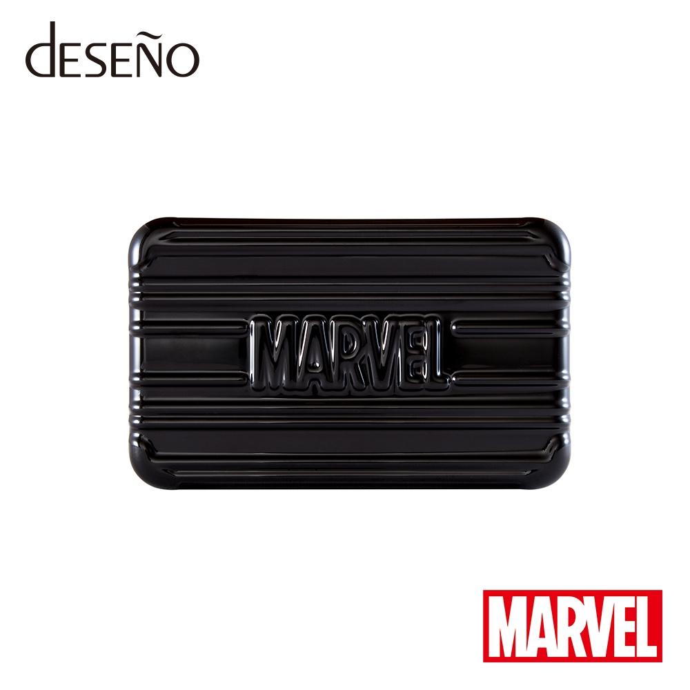 【deseno】マーベル ブラックパンサー クラッチバッグ