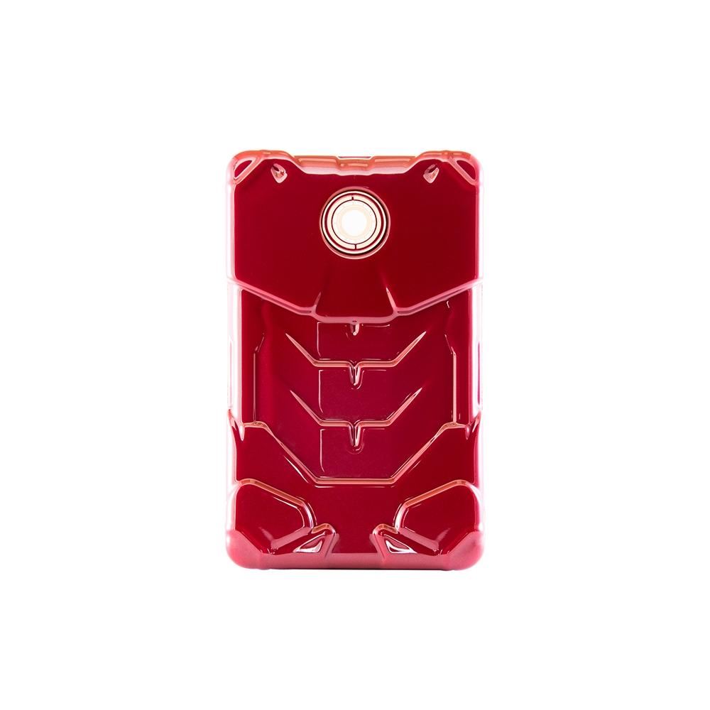 【deseno】マーベル アイアンマン クラッチバッグ ボディ型