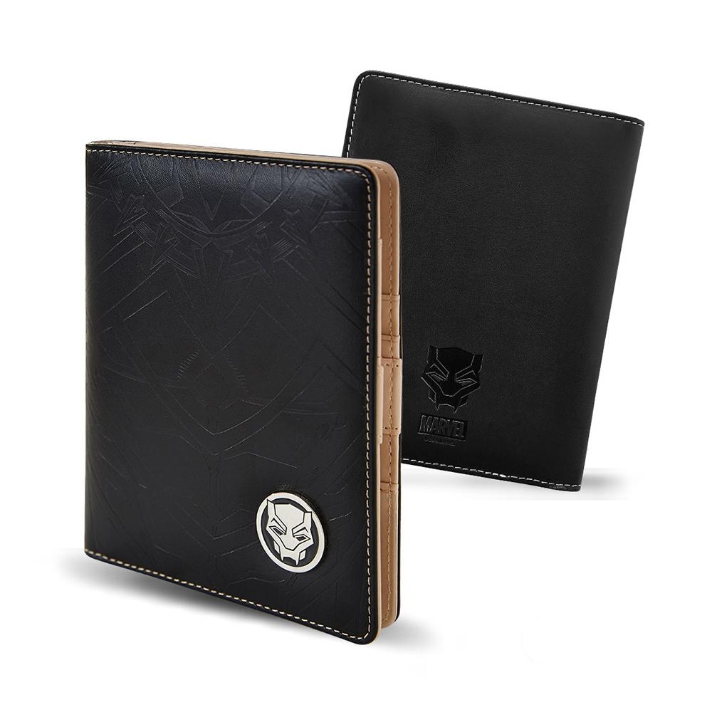 【deseno】マーベル ブラックパンサー パスポートケース