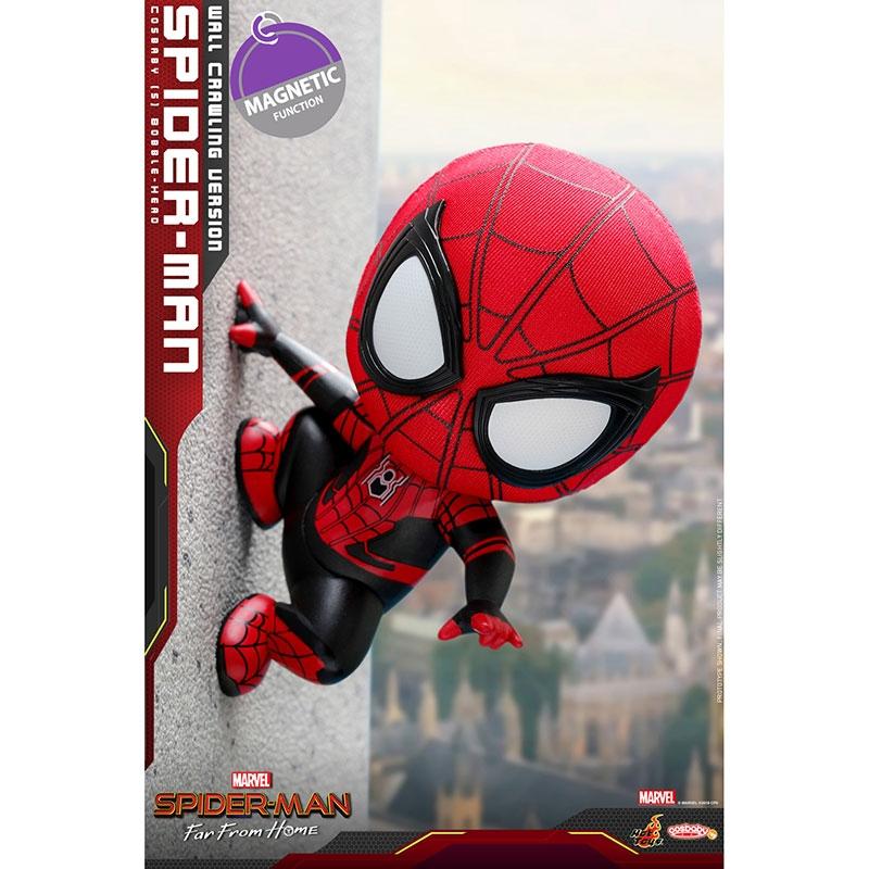 【コスベイビー】スパイダーマン (壁はりつき版) [サイズS] スパイダーマン:ファー・フロム・ホーム