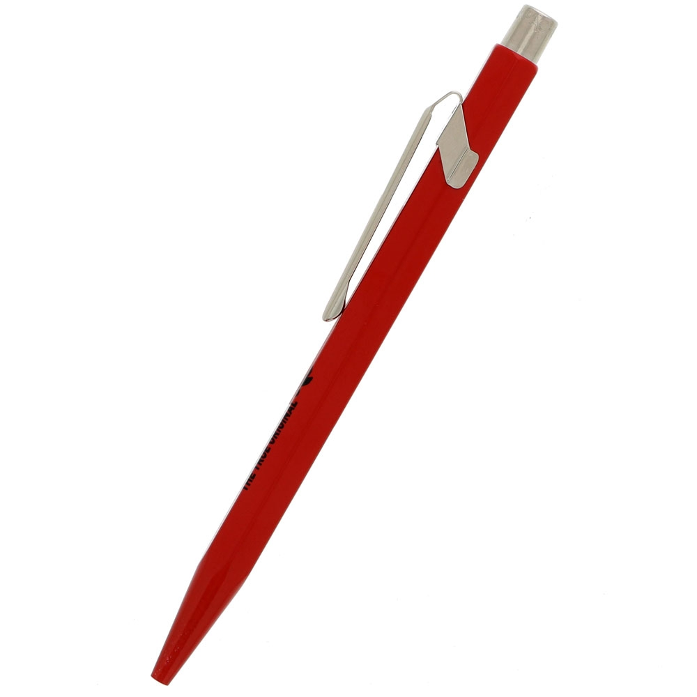 CARAN D'ACHE ボールペン /RED