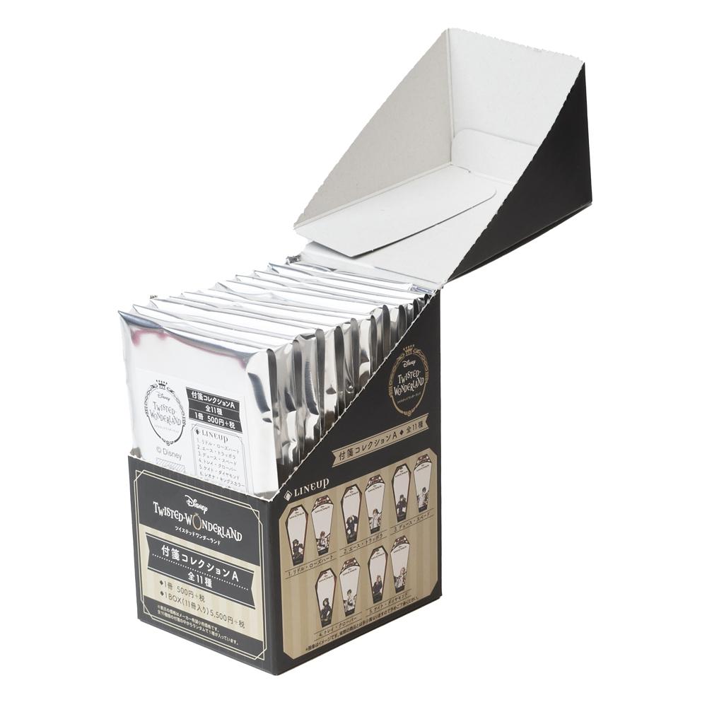 ツイステッドワンダーランド 付箋コレクション コンプリートBOX A