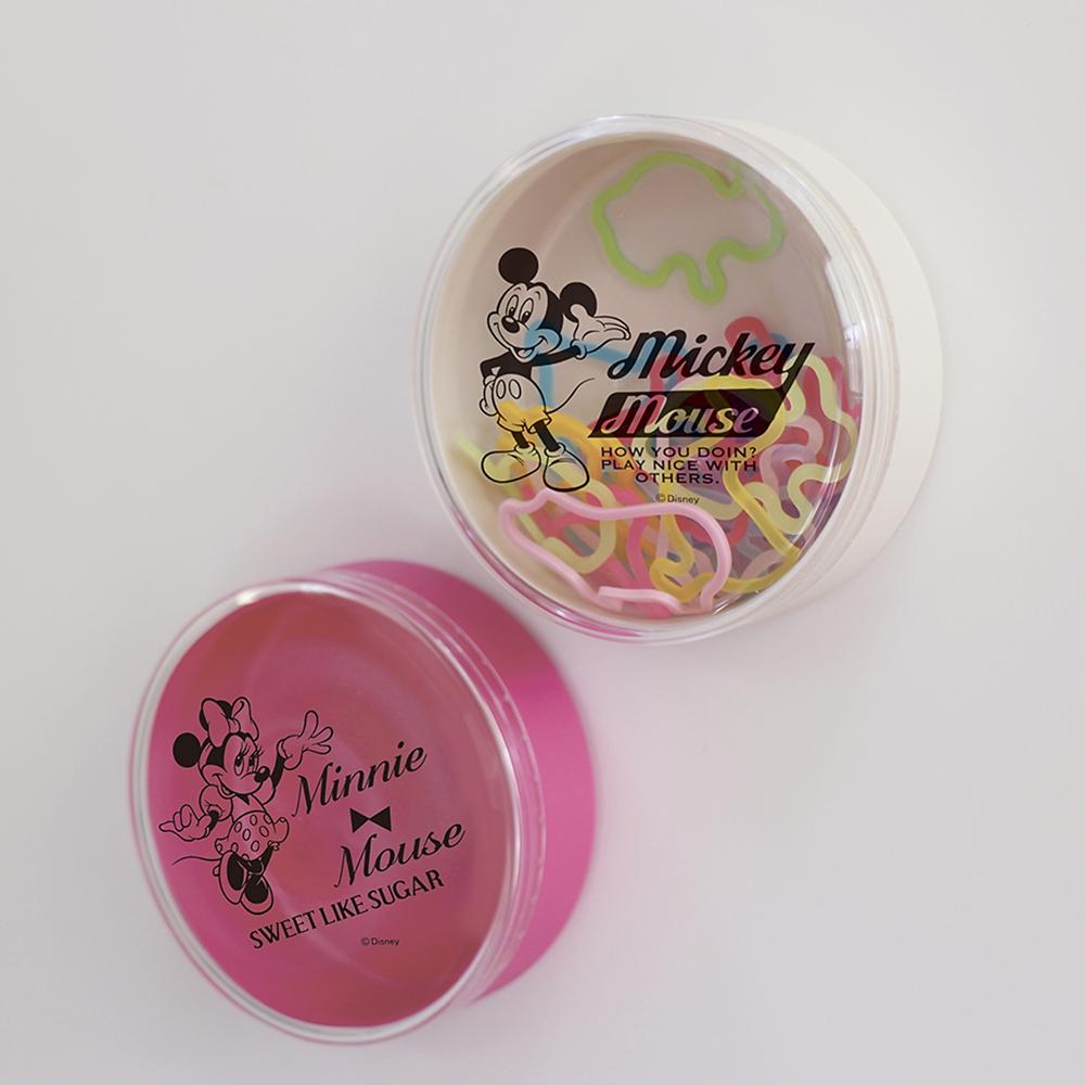 ミッキー&フレンズ マグネットケース3個セット
