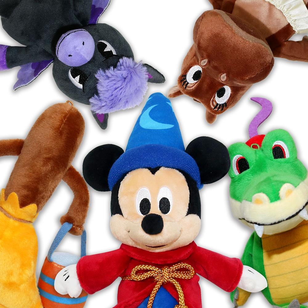 ミッキーマウス展/ファンタジアビーンズコレクション80周年限定セット
