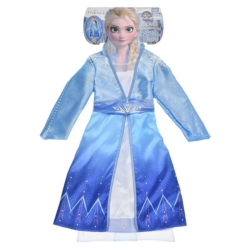 エルサ プレミアムおしゃれドレス アナと雪の女王2