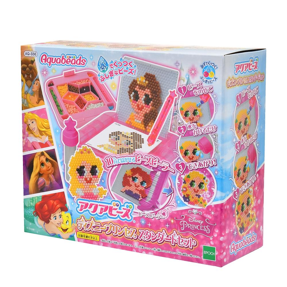 ディズニープリンセス おもちゃ アクアビーズ スタンダードセット