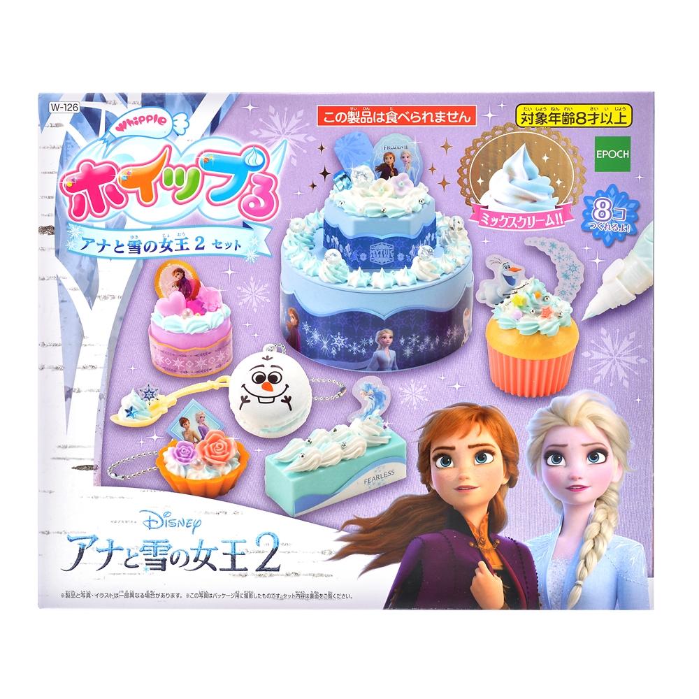 アナと雪の女王2 おもちゃ ホイップる セット