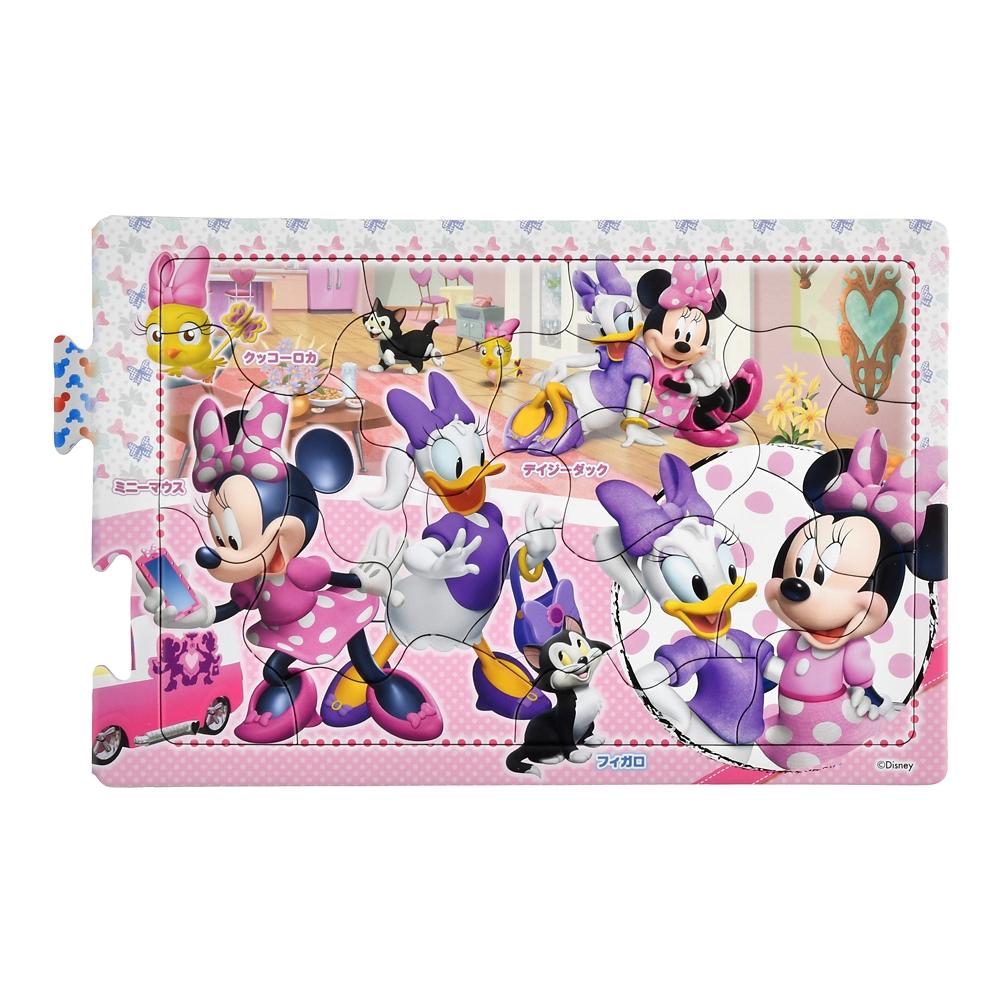 ミッキー&フレンズ ステップパノラマパズル STEP2 ミッキーマウスとなかまたち