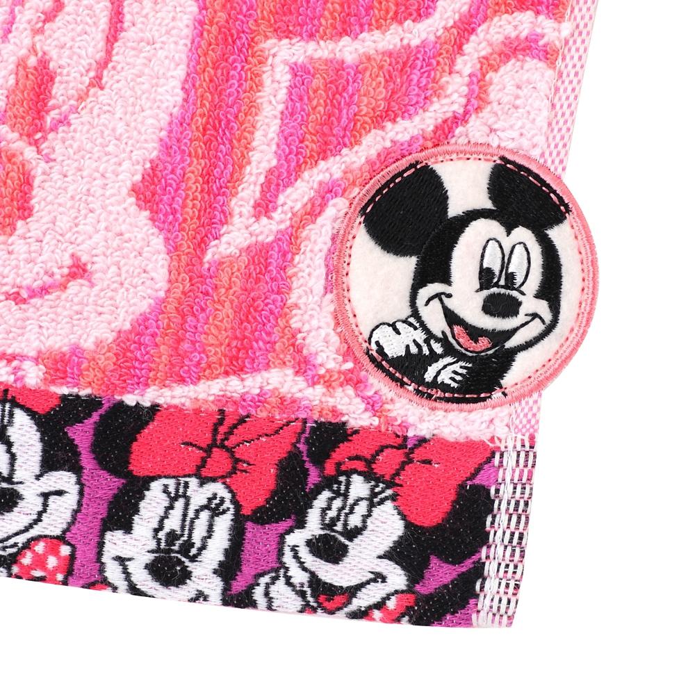 ミッキーマウス&ミニーマウス フェイスタオル
