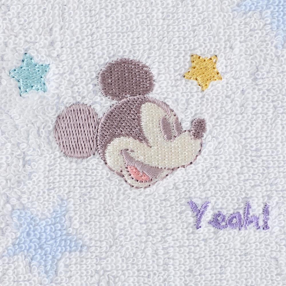 ミッキーマウス フェイスタオルセット