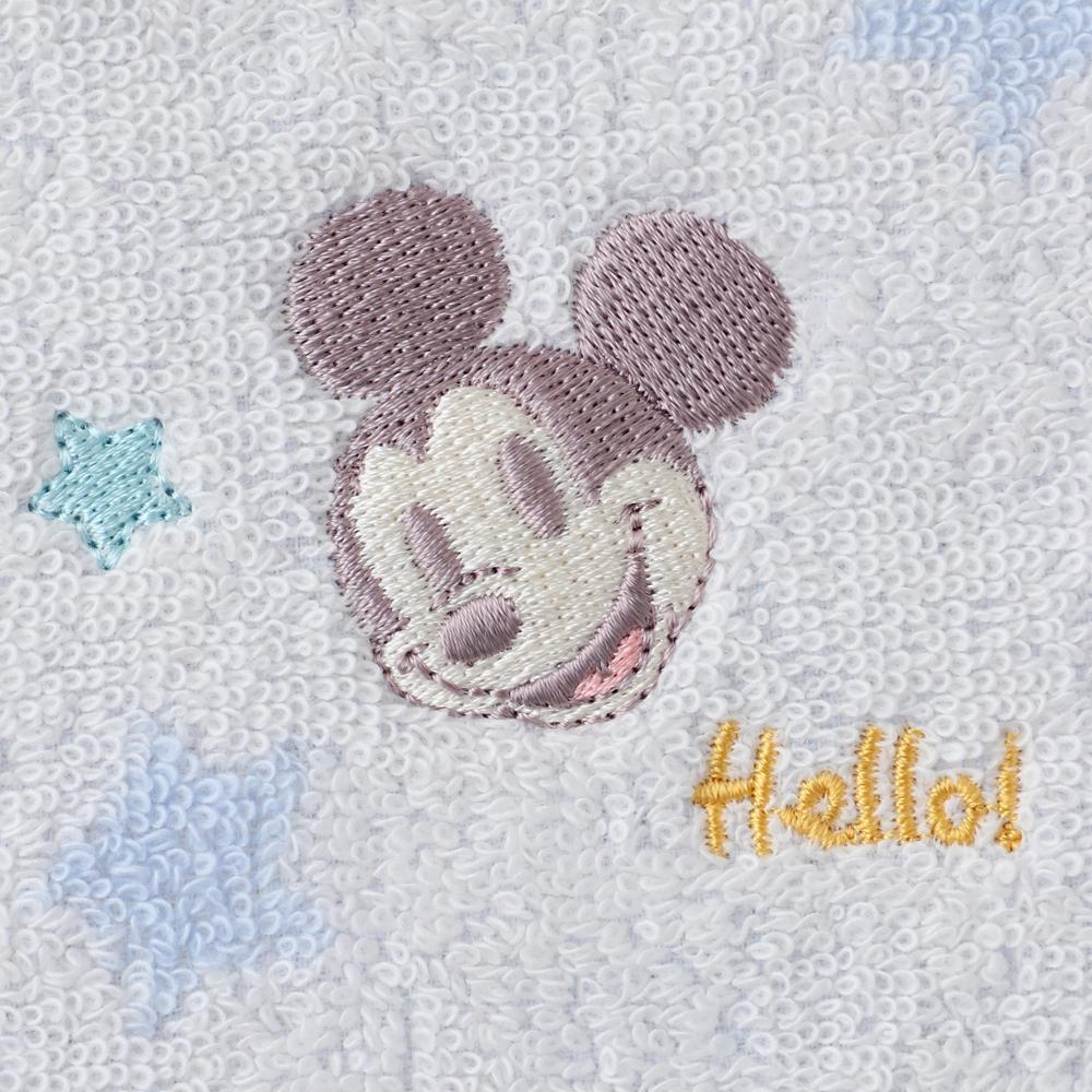 ミッキーマウス ゲストタオルセット
