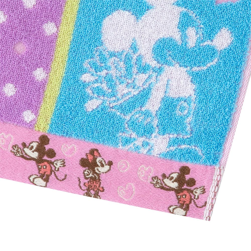 ミッキーマウス&ミニーマウス バスタオル